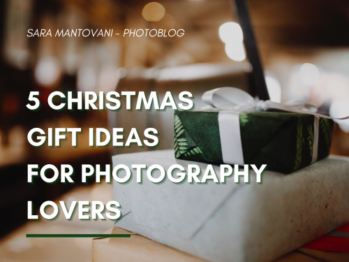 5 Christmas gift ideas for photography lovers